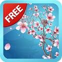 Abstract Sakura Wallpaper Free icon