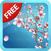 Abstract Sakura Wallpaper Free
