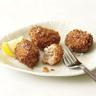 Serrano Ham and Chicken Croquettes Recipe
