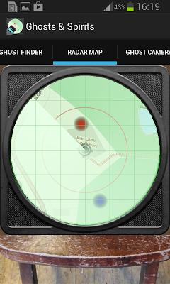 Ghosts PRO - screenshot