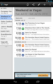 TripIt: Trip Planner Screenshot 21