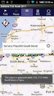 Indiana Toll Road 2014