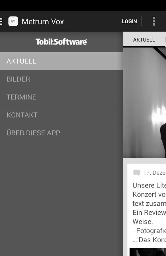 Metrum Vox - screenshot