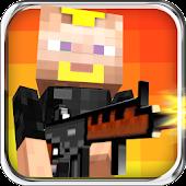 Pixel Wars : 3D Block Combat