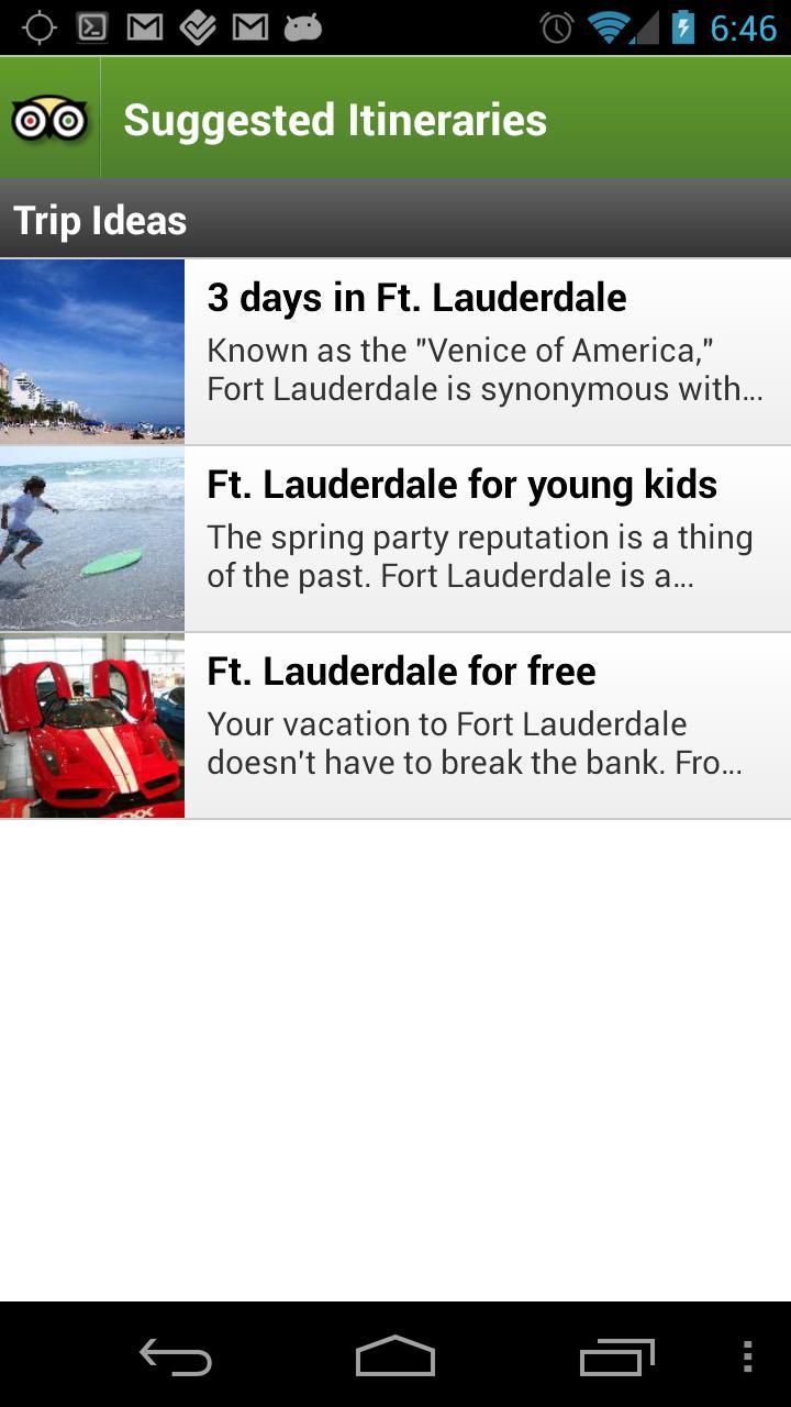 Fort Lauderdale City Guide screenshot #4