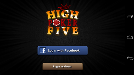 High 5 Poker Game