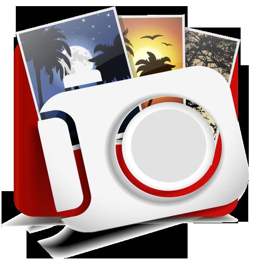 Flickr Photos LOGO-APP點子