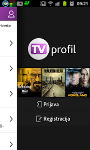 TvProfil (replaces TVDroid) - screenshot thumbnail