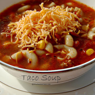 Taco Soup Without Beans Recipes.