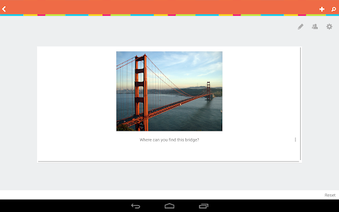 Flashcards for Classrooms- screenshot thumbnail