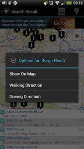 Superstores Locator Free screenshot 4