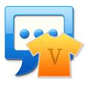Handcent 6 Skin Sliver icon