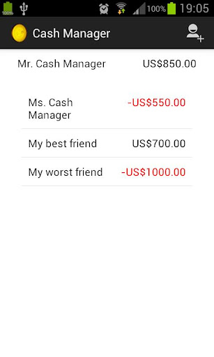 Cash Manager Free