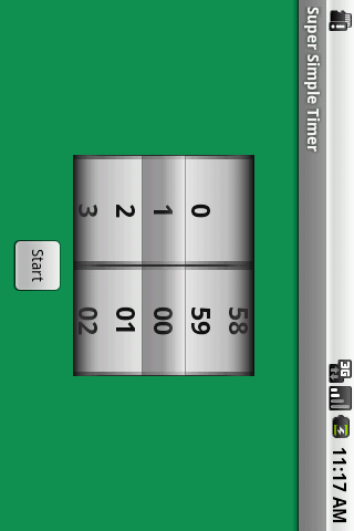 Super Simple Timer - screenshot