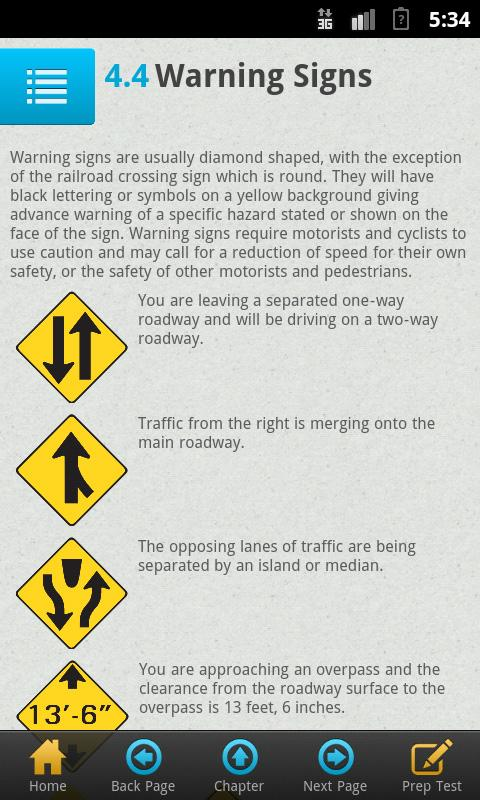 Kansas Driving Handbook Free- screenshot