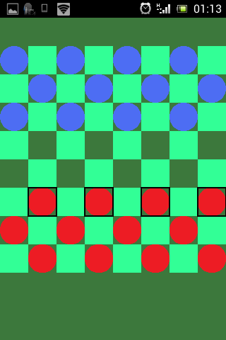checkers against your phone
