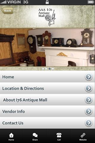 i76antiquemall App