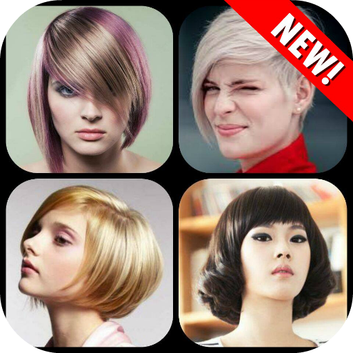 Women Short Hairstyles Google Play Store Revenue Download - Hairstyle app download