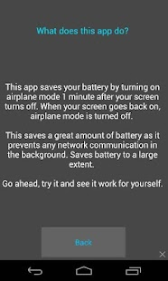 Airbatt Battery Savior - screenshot thumbnail