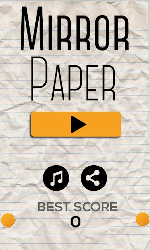 Mirror Paper Pro
