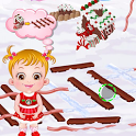 Baby Hazel Gingerbread House icon