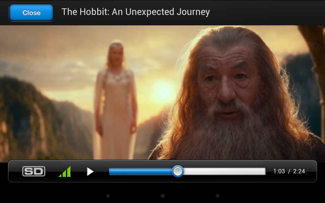 VUDU Movies and TV - screenshot