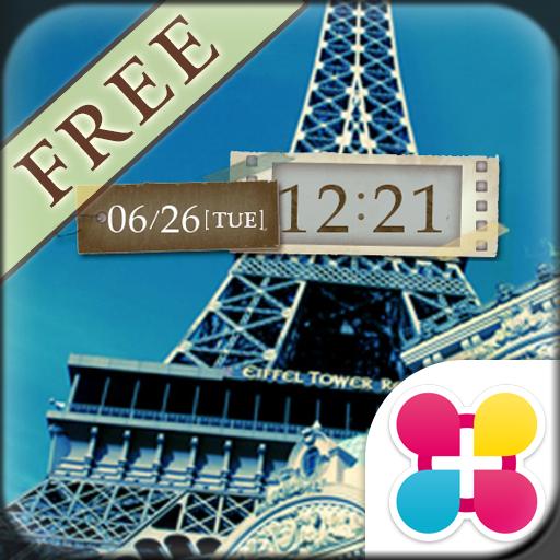 [FREE] Eiffel Brown Theme Icon