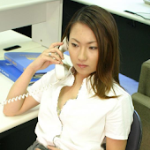 Mature woman ☆ Office