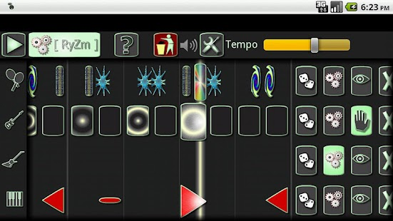 RyZm FULL FREE sequencer- screenshot thumbnail