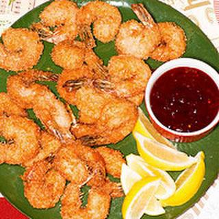Jingle Bell Rock Shrimp.