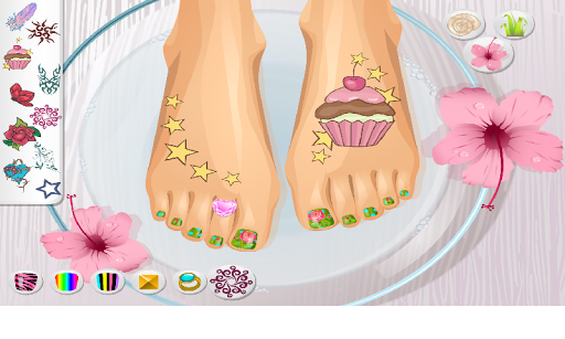 Foot Deco App App