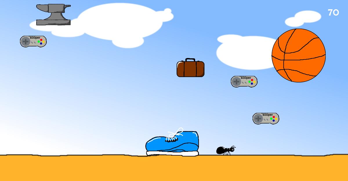 Ant Hill - screenshot