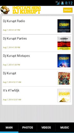 音樂必備APP下載|DJ Kurupt 好玩app不花錢|綠色工廠好玩App