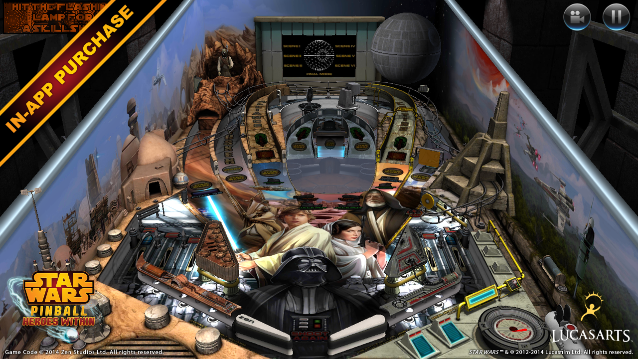 Star Wars pinball - digitalpinballfans.com