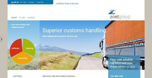 znet - customs from a to znet