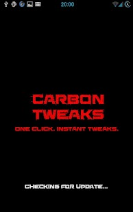 Carbon Tweaks Premium - screenshot thumbnail