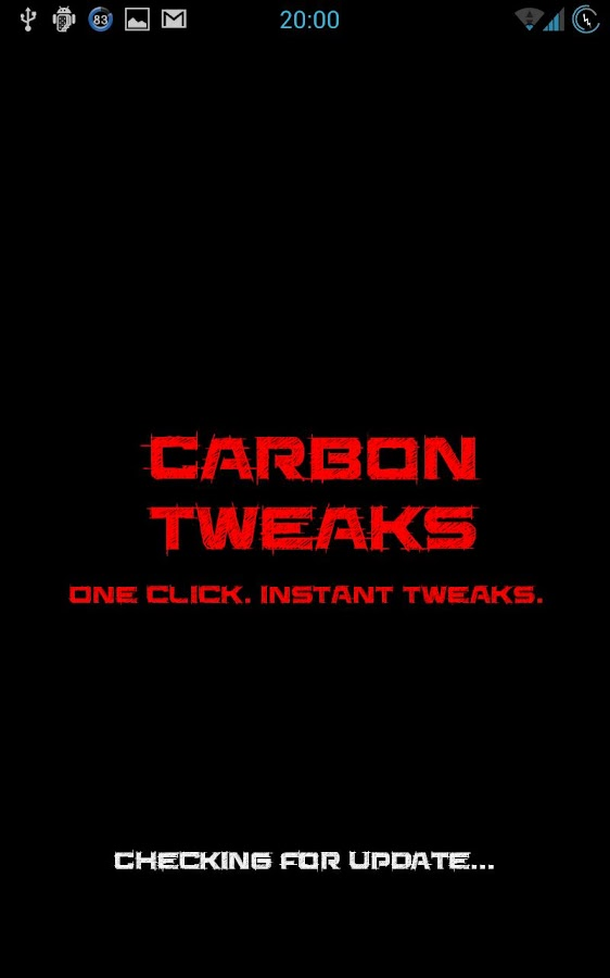 Carbon Tweaks Premium - screenshot