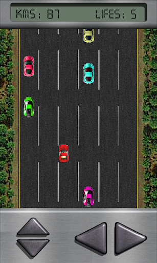 Turbo Car Racing Screenshot
