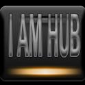 I AM HUB logo