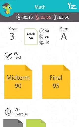 【免費教育App】Yz - Calculates Optimal GPA-APP點子