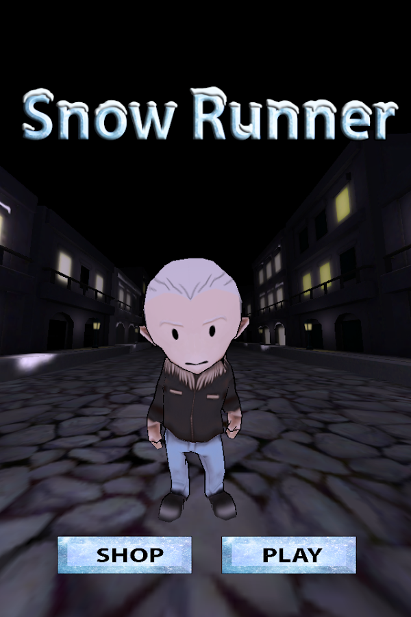 Snow Runner- screenshot