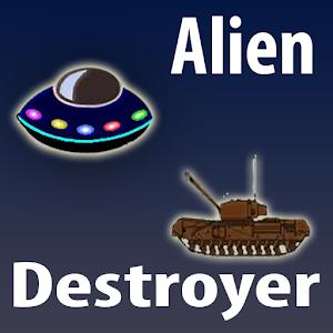 Alien Destroyer 街機 App Store-愛順發玩APP