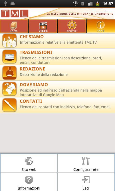 TML TV- screenshot