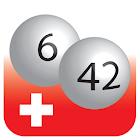 Lotto Statistik Schweiz icon