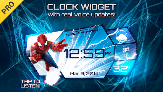 Amazing Spider-Man 2 Live WP - screenshot thumbnail