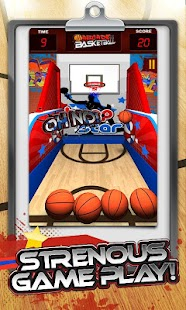 Super Arcade Basketball - screenshot thumbnail