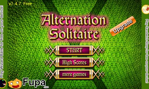 無料纸牌AppのAlternation Solitaire Premium|HotApp4Game