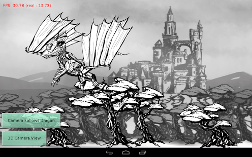 Dragon:Castle Game Engine Demo- screenshot thumbnail