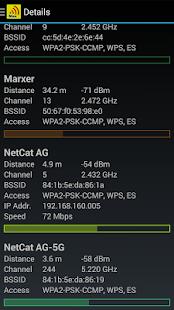 WiFi Scanner / Analyzer - screenshot thumbnail