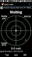 Screenshot of Nav Radar